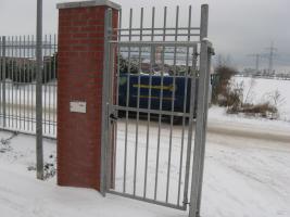 Foto 3 Zaunanlage, Tore, Pforte, Kunstschmiede aus Polen -15% Winterrabatt