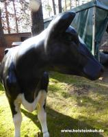 Foto 2 Zeig Deinen Nachbar das Du ne Grosse Deko Kuh hast … Holstein - Friesian ..neues Modell ...