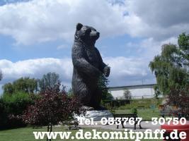 Foto 4 Zeigen Ihren Nachbarn mal die Hörner Ihres neuen Deko Stiers ...