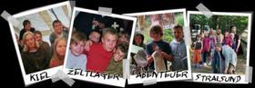 Zeltlager, Abenteuerferien für Kinder von 7 - 16 Jahre