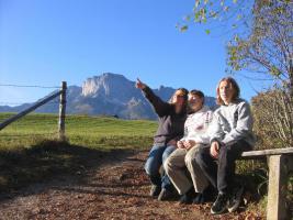 Zentrale, ruhige Ferienwohnung für 3-4 Pers in Berchtesgaden, Kinder willkommen, seniorengerecht, Haustiere erlaubt