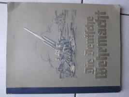 Zigarettenbilderalbum:Die Deutsche Wehrmacht