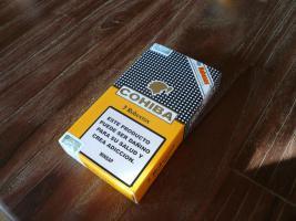 Zigarren 3 Cohiba Robustos (Kuba)