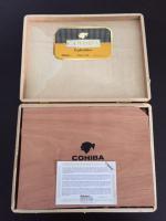 Foto 2 Zigarren: Cohiba Esplendidos 25er-Kiste direkt aus Kuba Kaufdatum 27.12.2015 OVP Lagerung: Humidor