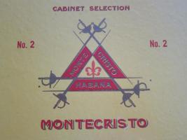 Foto 2 Zigarren Monte Cristo 2