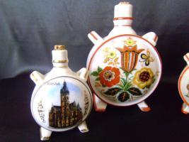 Foto 2 Zsolnay Flaschen zusammen oder einzeln verkaufen!
