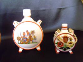 Foto 3 Zsolnay Flaschen zusammen oder einzeln verkaufen!