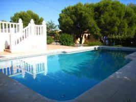 Zu vermieten: Schöne Villa mit Privatpool in Calpe - Costa Blanca