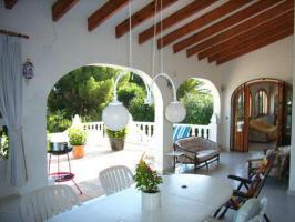 Foto 2 Zu vermieten: Schöne Villa mit Privatpool in Calpe - Costa Blanca