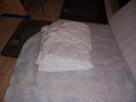 Zudecke für Kinderbett (Billerbeck) + Bettwäsche bei Bedarf