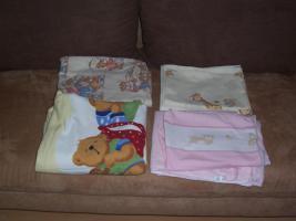 Foto 2 Zudecke für Kinderbett (Billerbeck) + Bettwäsche bei Bedarf
