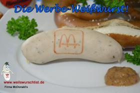 Foto 2 Zugis Würstl® - Weißwürste mit Motiv