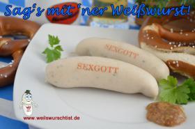 Foto 5 Zugis Würstl® - Weißwürste mit Motiv