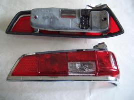 Zwei Heckleuchten Mercedes W 110/W111 ungebraucht