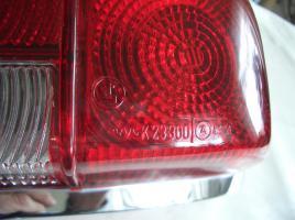 Foto 4 Zwei Heckleuchten Mercedes W 110/W111 ungebraucht