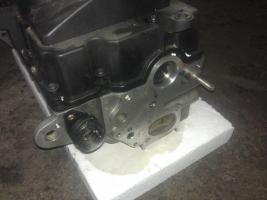 Foto 4 Zylinderkopf VW CADDY 1,9 TDI BLS motor