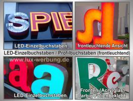 Foto 10 ab 59 €/m² Schilder Werbeschilder Bauschilder Infoschilder Praxisschilder Dibond Dibondschilder Leuchtschilder Leuchtwerbung Außenwerbung Leuchtreklame Leuchtbuchstaben 3D Beleuchtete Plexibuchstaben Berlin
