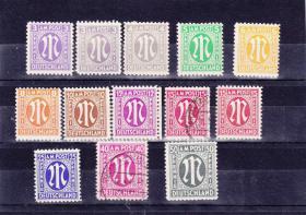Foto 19 alt briefmarken