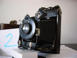 Foto 4 alte Fotoapparate