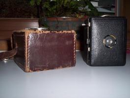 alte Kamera  BOX TENGOR