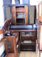 alte standgeräte radio tonband und schallplattenspieler