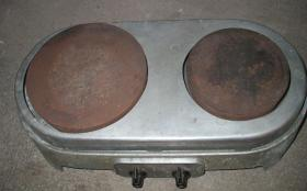 antiker Elektrokocher aus den 1940/50er Jahren