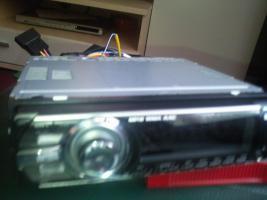 auto radio sony