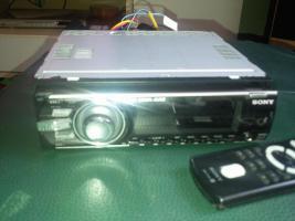 Foto 2 auto radio sony