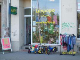 baby-Kinderbekleidung, Spielzeug, Umstandsmode im Kinder A & v Limpopo