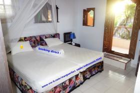 Foto 2 bed and breakfast in privater villa, sanur, bali, indonesien