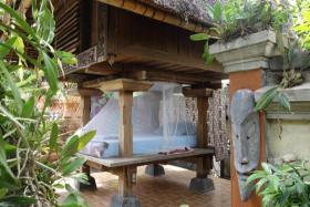 Foto 8 bed and breakfast in privater villa, sanur, bali, indonesien