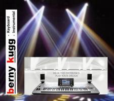berny kugg – Keyboard YAMAHA TYROS 3I4 instrumental – das angeblich wohl Besten Keyboard