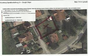 Foto 2 bezahlbarer Bauplatz in Calw ( Schwarzwald )