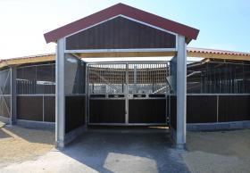 Foto 3 biete Longierhallen / Hufschlagüberdachungen ab 9.999, -€