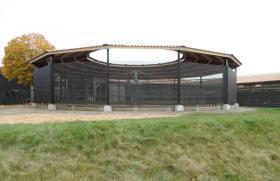 Foto 4 biete Longierhallen / Hufschlagüberdachungen ab 9.999, -€