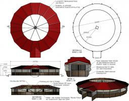 Foto 5 biete Longierhallen / Hufschlagüberdachungen ab 9.999, -€