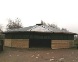 Foto 10 biete Longierhallen / Hufschlagüberdachungen ab 9.999, -€