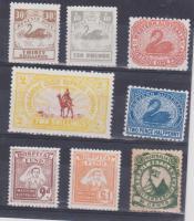 Foto 5 briefmarken