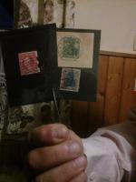 Foto 14 briefmarken