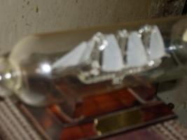 Foto 2 buddelschiff  glas im glas