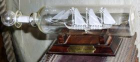 Foto 5 buddelschiff  glas im glas