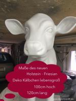 Foto 2 das neue Deko Kälbchen für Kinder … und Deko Bullen für Papa ...
