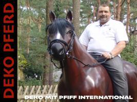 deck pferd deco horse zum aufsitzen gibts dass ...