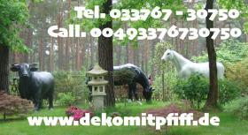Foto 4 deck pferd deco horse zum aufsitzen gibts dass ...