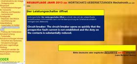 Foto 7 deutsch-englisch Textuebersetzung: Montage Inbetriebnahme Anlage Maschine Wartung Reparatur