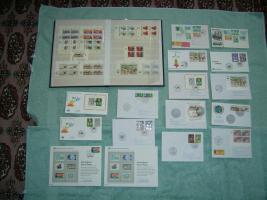 Foto 2 die ersten Jahre Briefmarken der UN-Wien