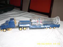 Foto 4 diverse Modell-Lkw zu verkaufen