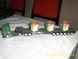 Foto 6 diverse Modell-Lkw zu verkaufen