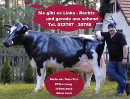 Foto 3 du hast Sie beide haben … Holstein - Friesian deko kuh mit Deko Kalb …Neue Modelle