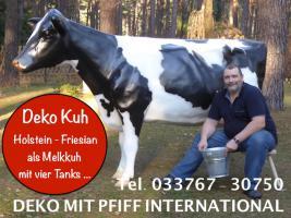 Foto 5 du möchst dir ne melkkuh kaufen so ne deko melk kuh lebensgross wo du dann mit deinen freunden auch ...